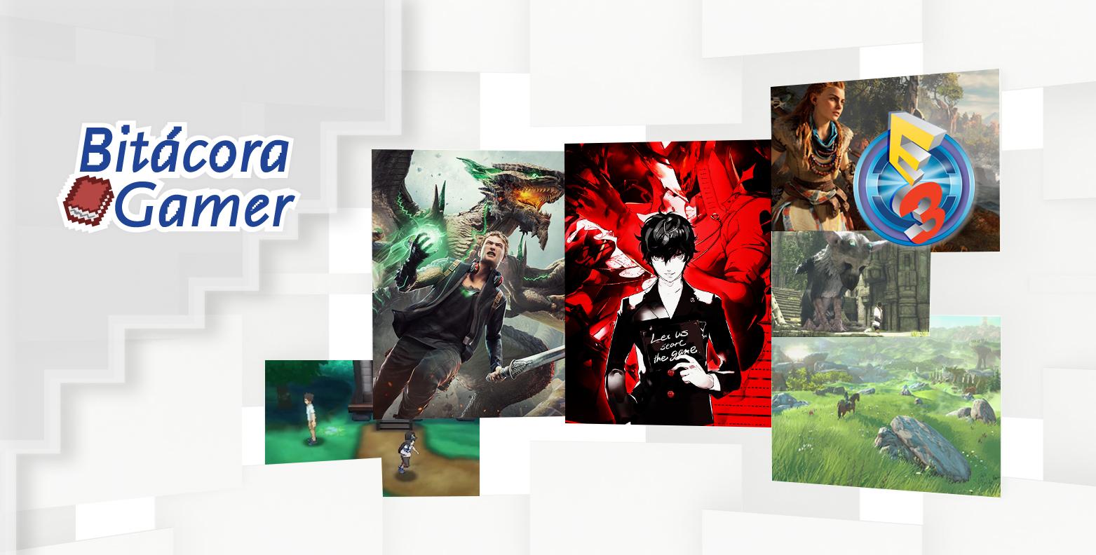 Los Juegos Que Ansío Ver en E3 2016 | Bitácora Gamer