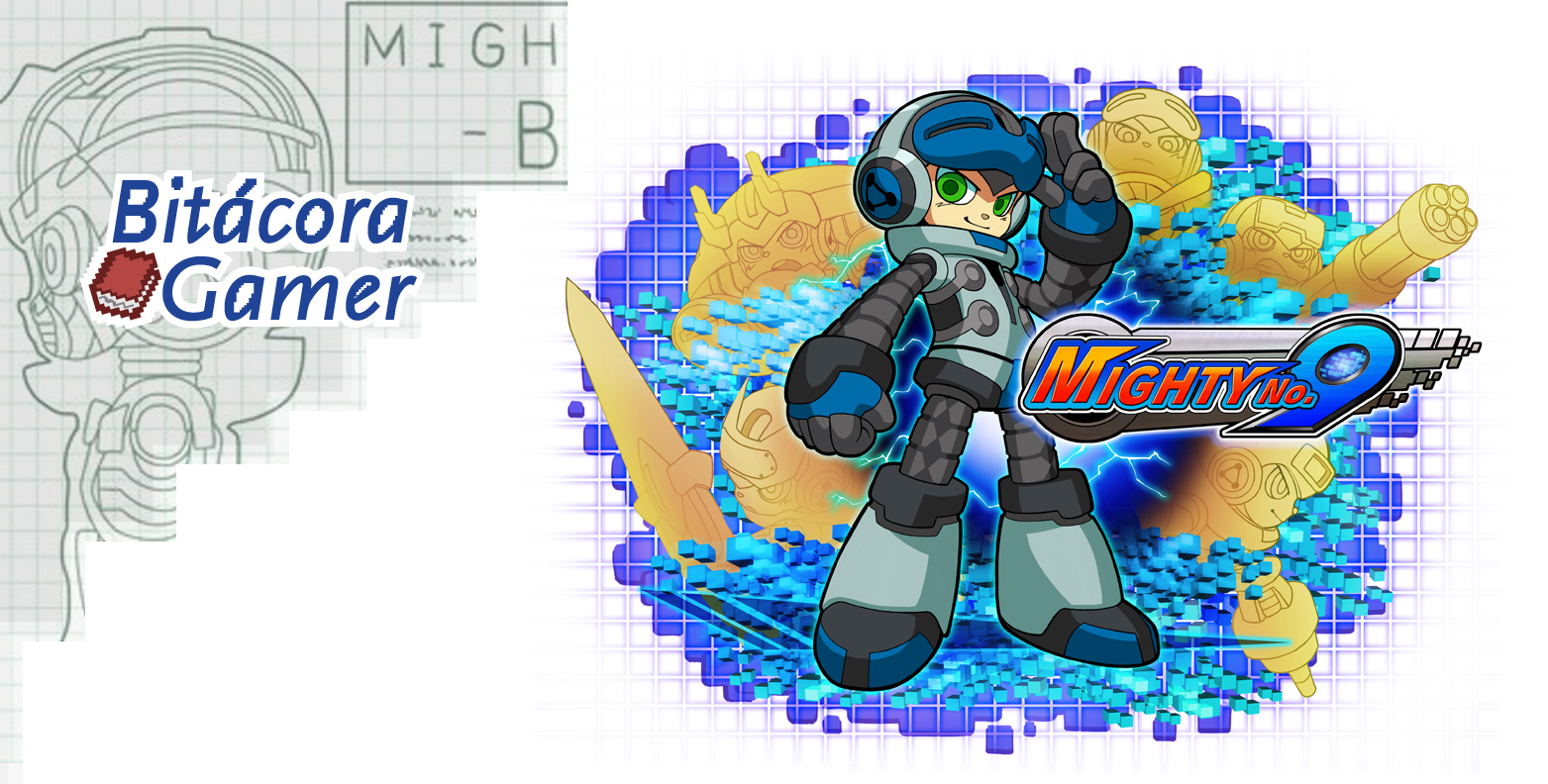 Que Te Pasó Mighty No 9