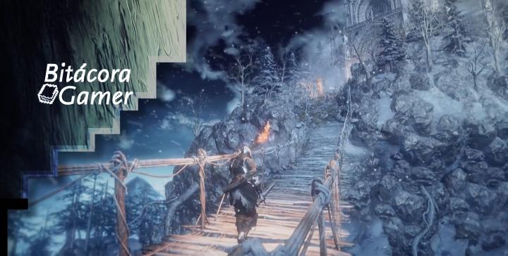 Analisis y Conjetura Dark Souls III Ashes Of Ariandel