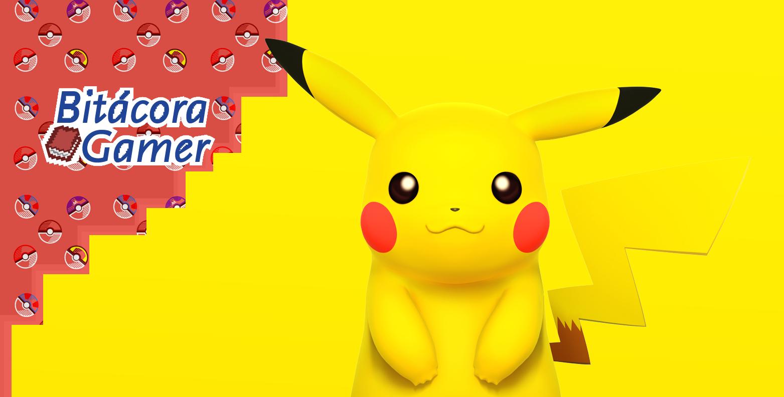 Bitácora Gamer | Pokémon esta de moda