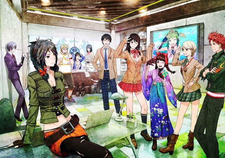 Tokyo Mirage Sessions #FE Fortuna