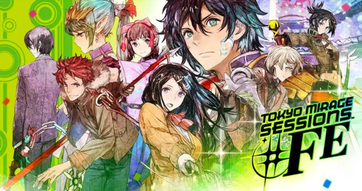 Tokyo Mirage Sessions #FE | Wii U
