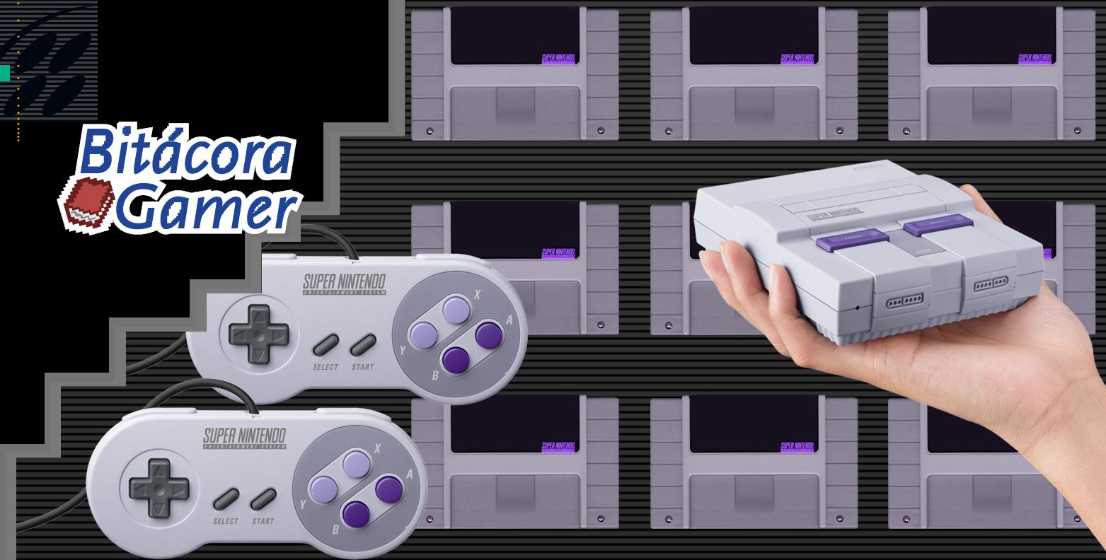 Bitácora Gamer | 9 Juegos Que Faltaron en Super NES Classic Edition