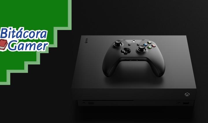 Bitácora Gamer | Los Problemas del Xbox One X
