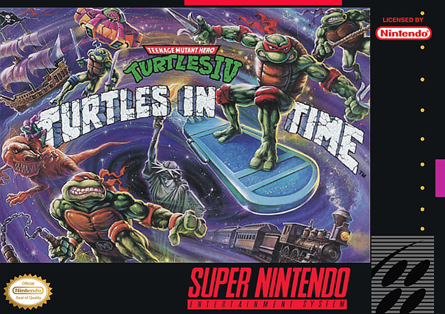 Teenage Mutant Ninja Turtles IV-Turtles in Time.jpg