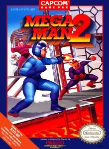 01 Mega Man 2 - NES (Box Art)