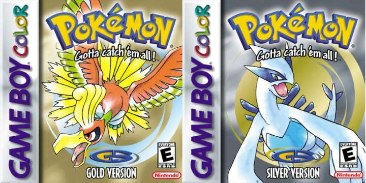 06 Pokemon Gold & Silver