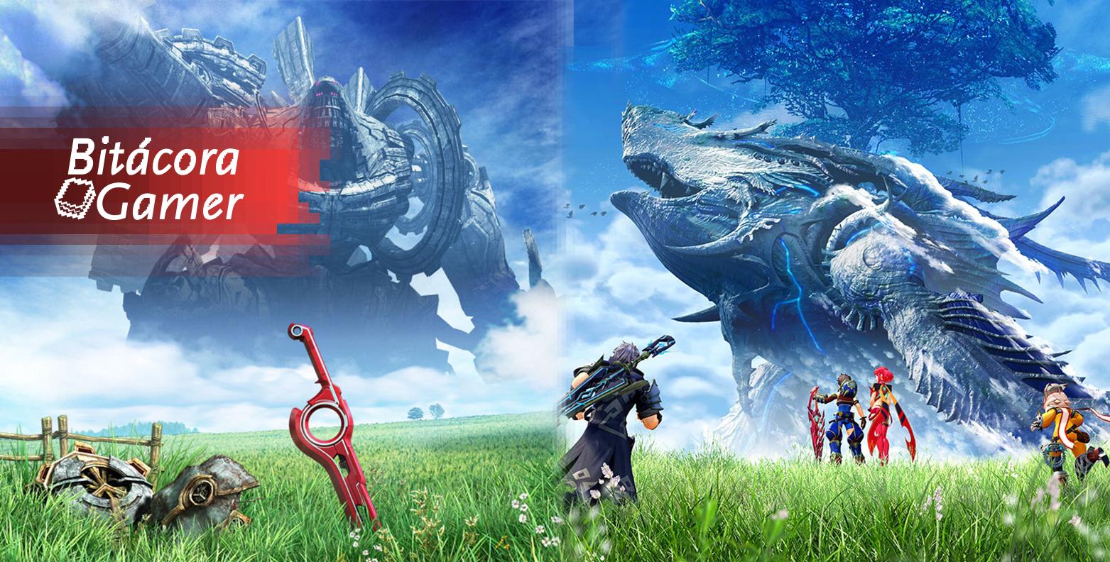 Xenoblade Chronicles o Xenoblade Chronicles 2 | Bitácora Gamer