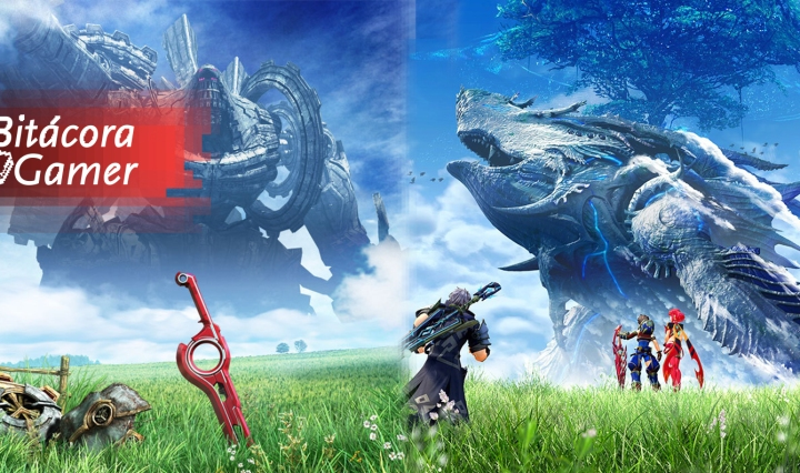 Xenoblade Chronicles o Xenoblade Chronicles 2 | Bitácora Gamer