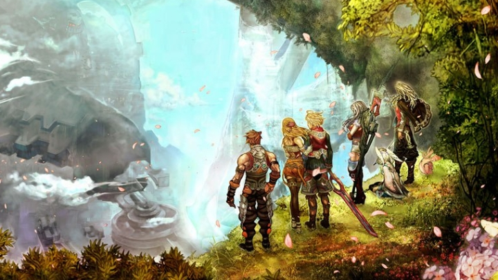 Xenoblade Chronicles Characters