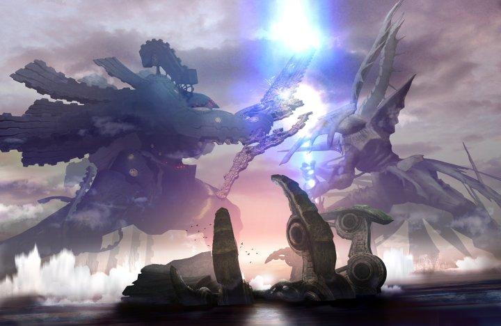 Xenoblade Titans